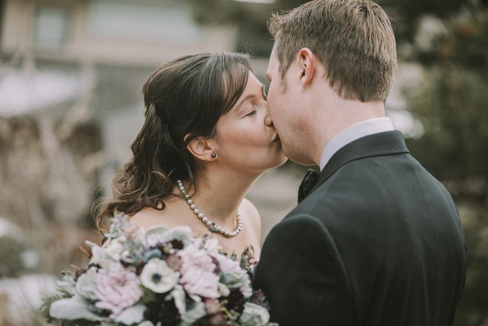 Shanna & Kevin Evergreen Wedding