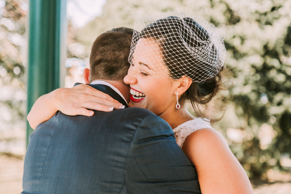 Becka and Ryan's Colorado Wedding
