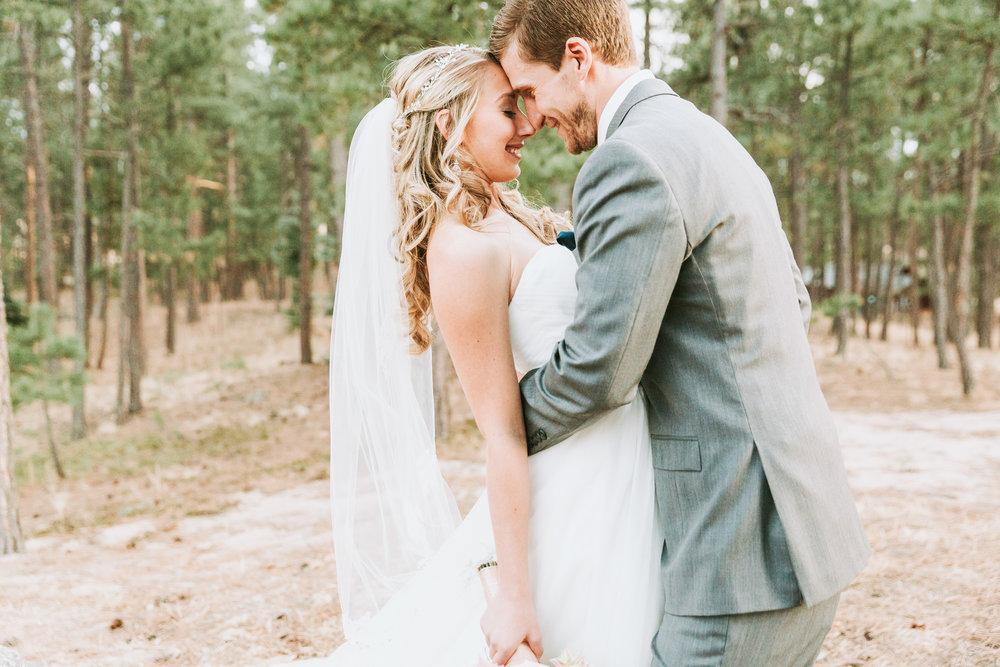 Ashley and Alex Colorado Springs Wedding