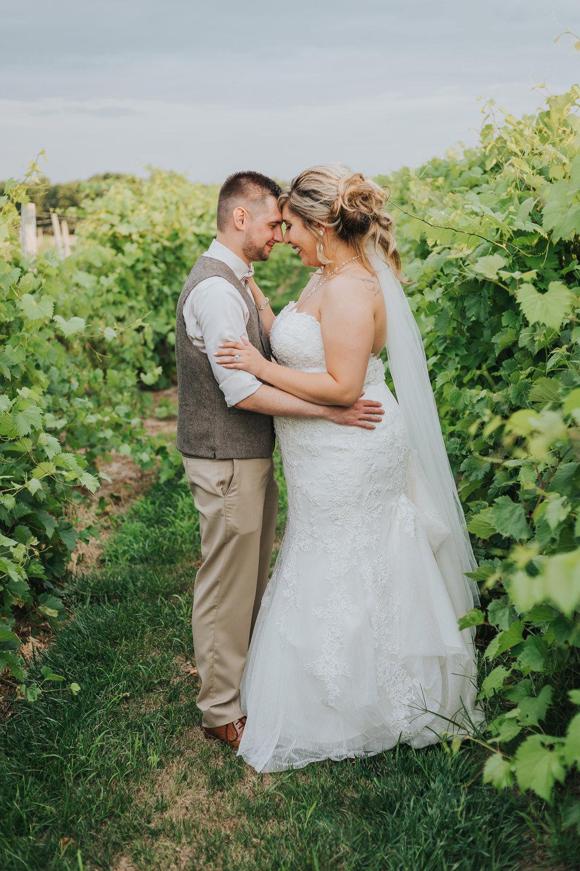 Karissa and TJ Wedding