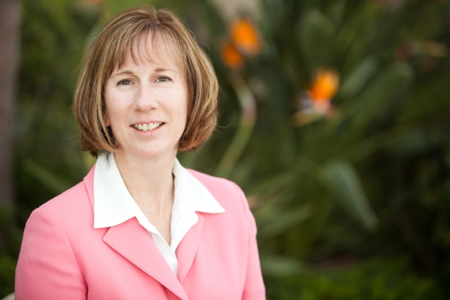 Debbie Fountain has facilitated the creation of quality affordable housing in Carlsbad since 1993.