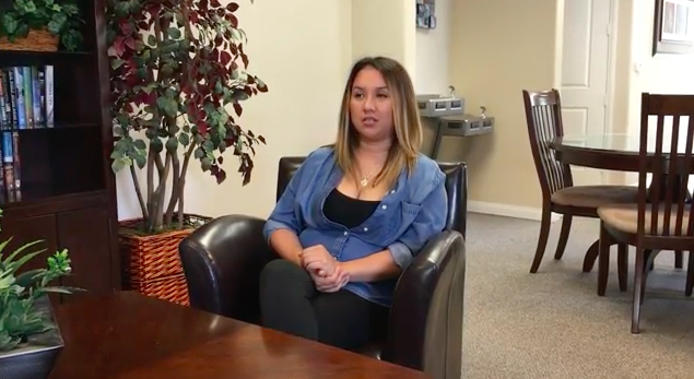 Ana Gomez, a mother of three, tells us about life at The Landings in Chula Vista.