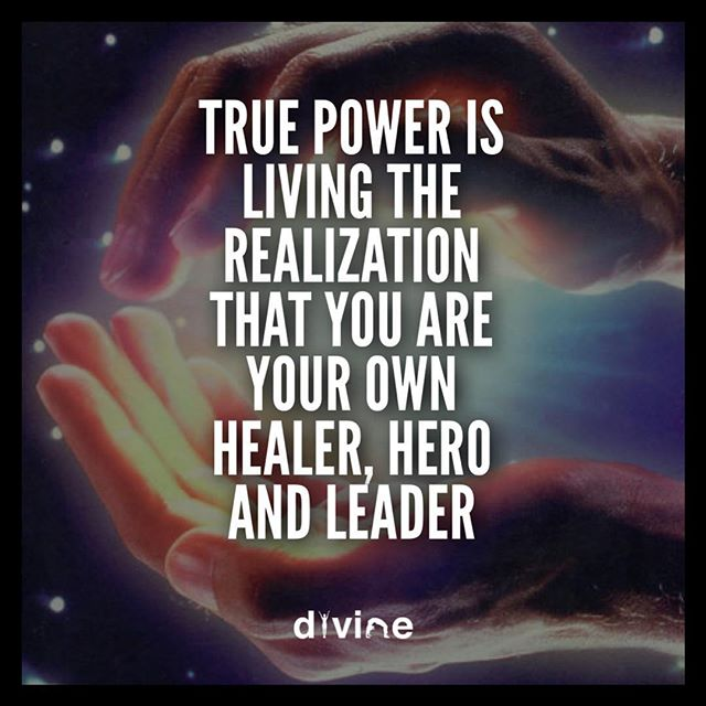 Trust the powers instilled within you ⚛️ #TheDivineMovement