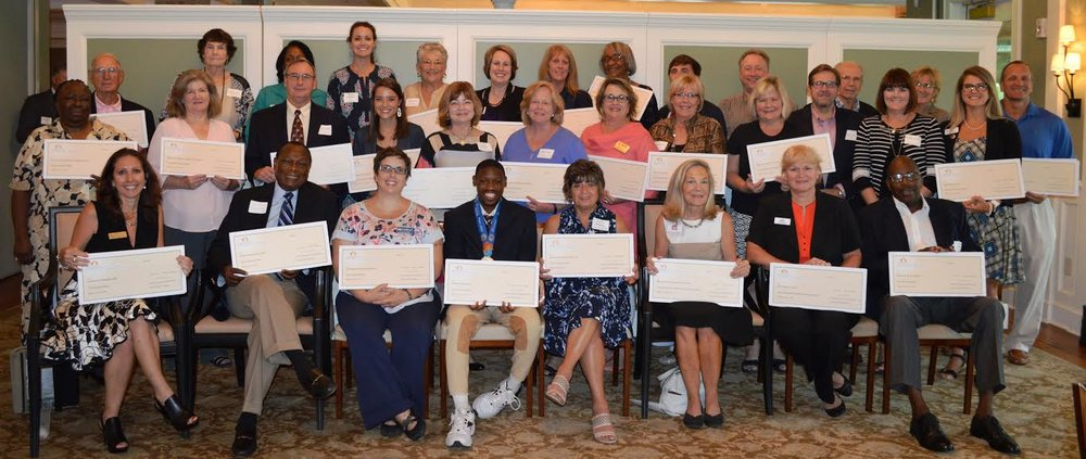 2016 Grant Recipients