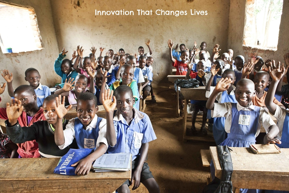 Innovation that changes lives