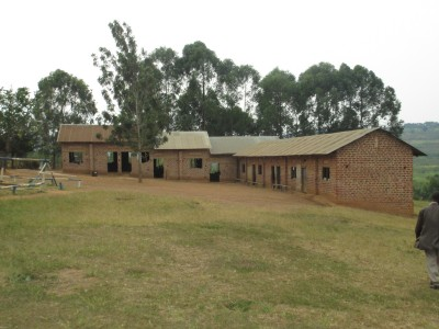 The classroom blocks that need renovation