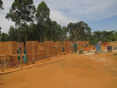 Classroom Building Construction at St. Tereza Primary School