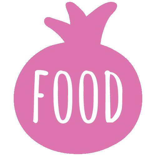 pom logo food menu
