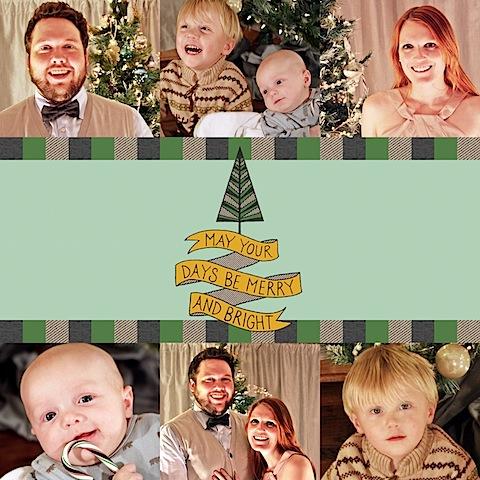 Christmas Card - 2012