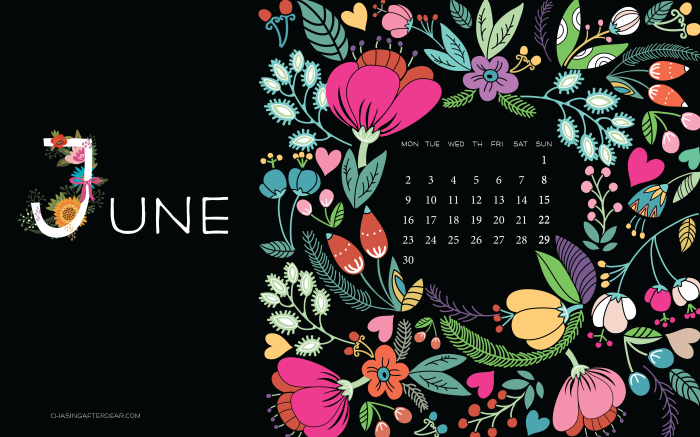 June Desktop Wallpaper Calendar-01
