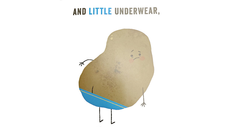 Vegetables in Underwear - Our favorite books in 2017