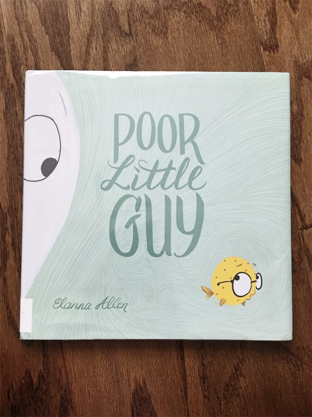 Poor Little Guy, by Ellana Allen - best illustrated children's books