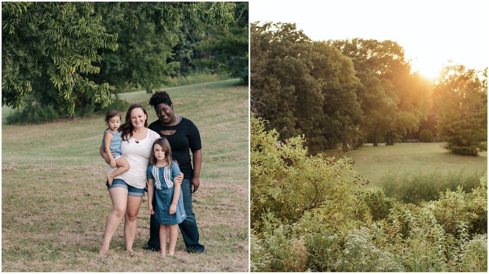 The Honeycutt Family's Fall Photo Session | Chasing After Dear | Authentic Photography from Denton, Tx
