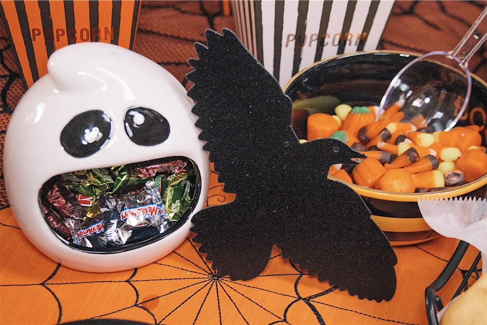 Jeff's Spook / Halloween Carnival Birthday Party - by Sarah Combs Events
