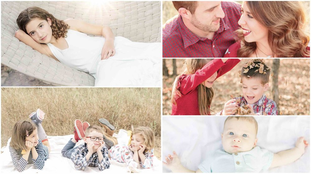 Fall Minis - Denton Wedding, Newborn, and Family Photographer