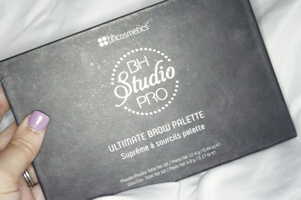 BH Cosmetics BH Studio Pro Ultimate Brow Pallet