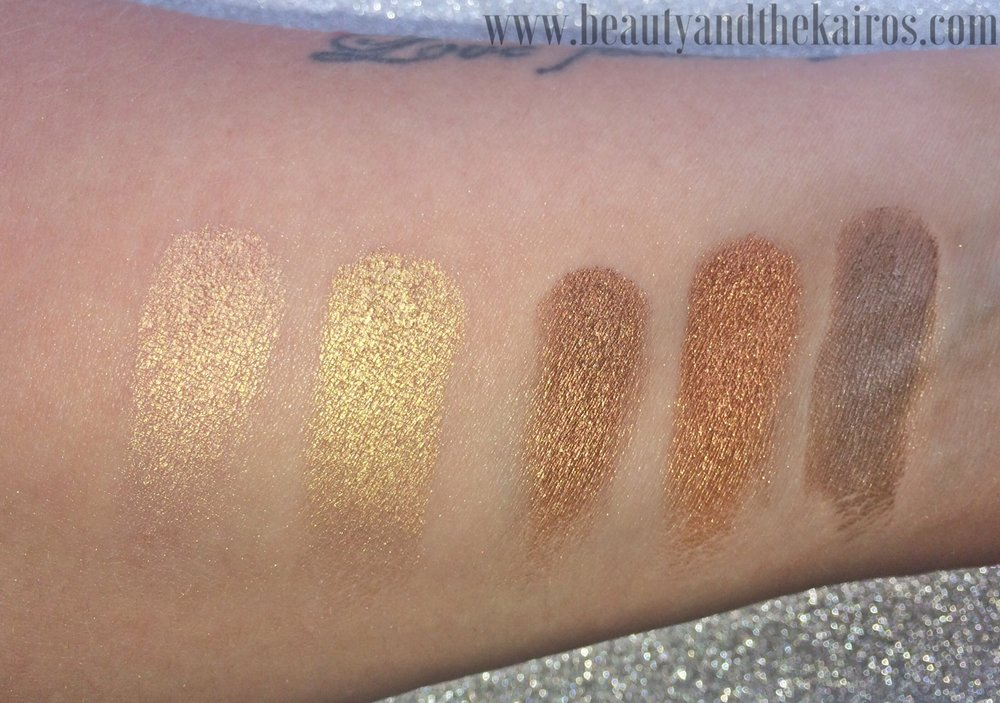Carli Bybel Pallet Swatches