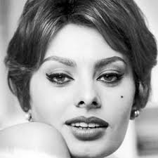 Oscar- winning Italian actress, Sophia Loren