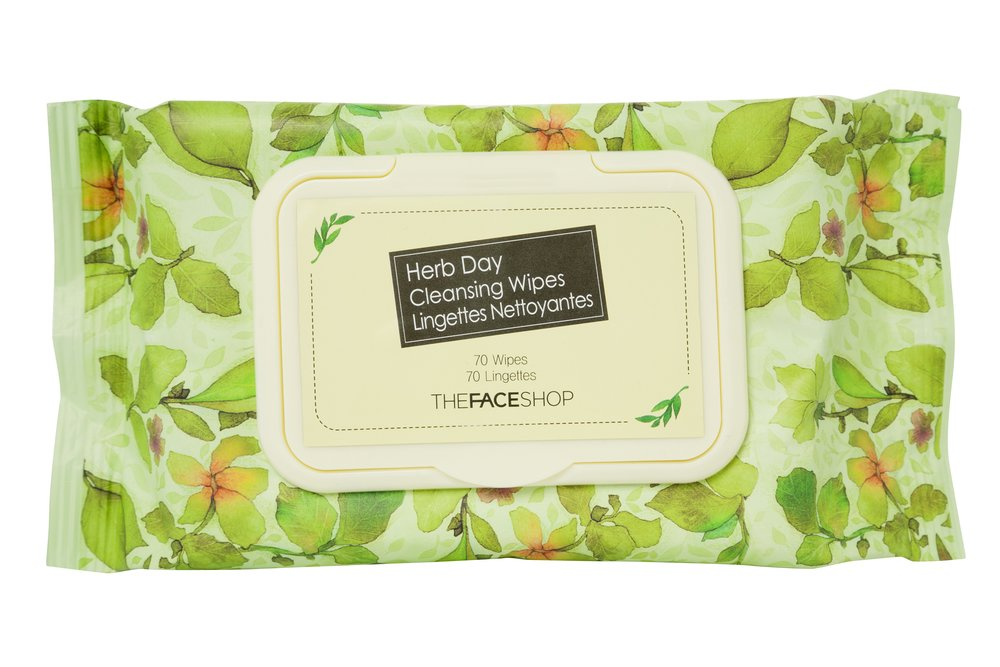 Herb Day Cleansing Wipes