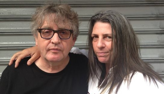 Paul Muldoon and jean hanff Korelitz