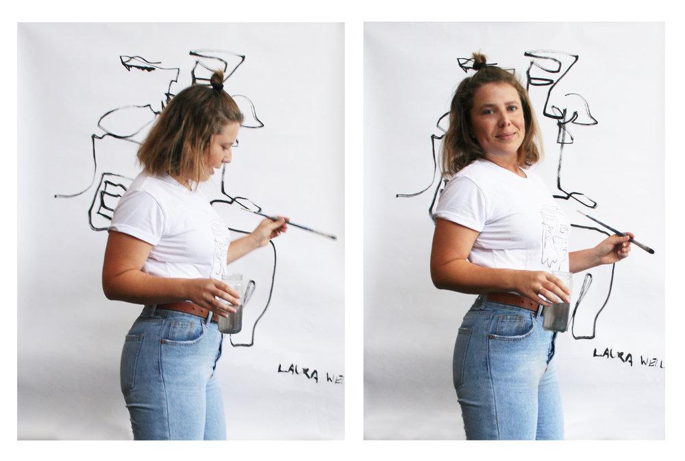 ART JOURNAL - Fine art through the eye of Laura Wells