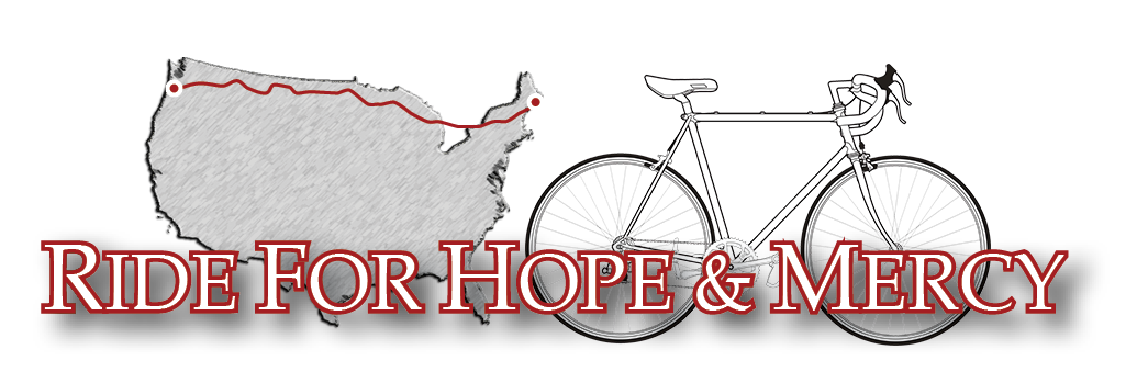 Ride for Hope and Mercy