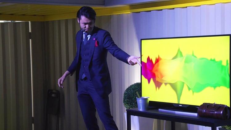 iPad Magician Asia