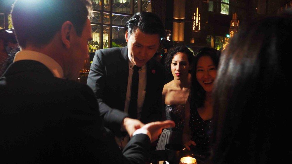 Singapore Magician iPad Magic
