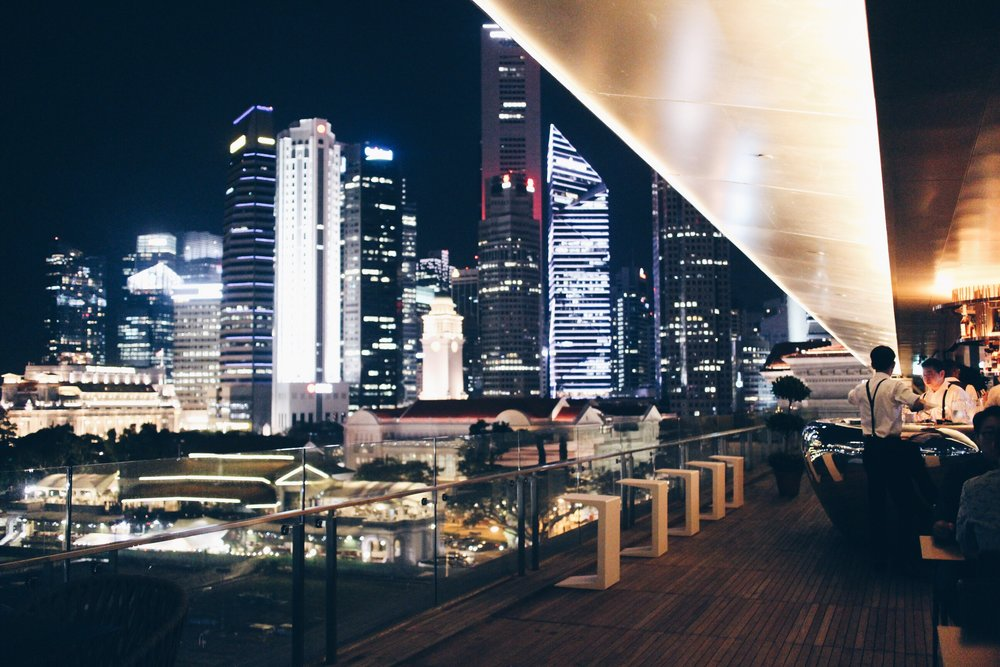 Smoke and Mirrors Singapore