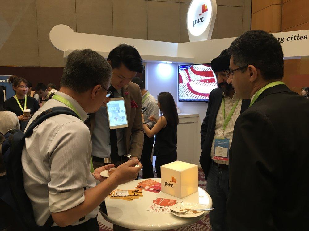 iPad Magic Hong Kong Tech Event