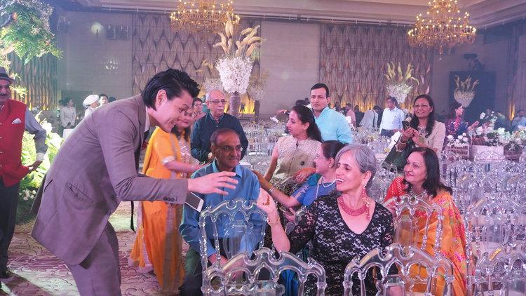 International iPad Magician Wedding India