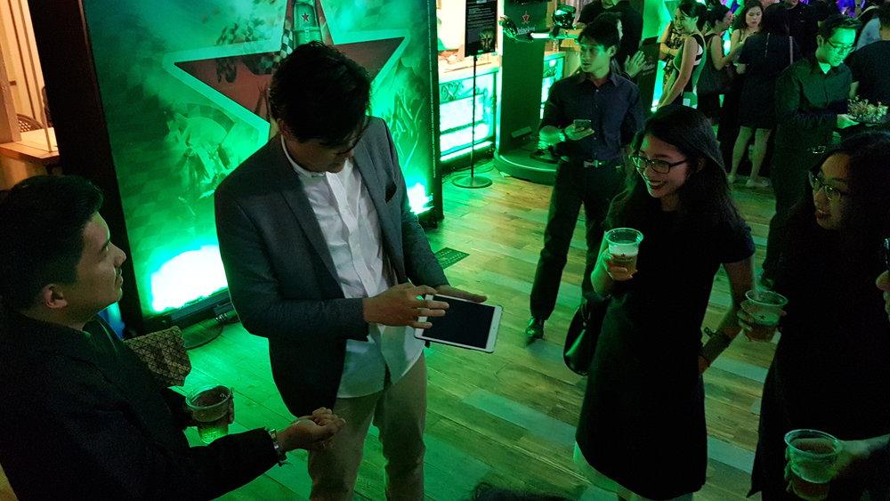 iPad Magic Singapore Asia