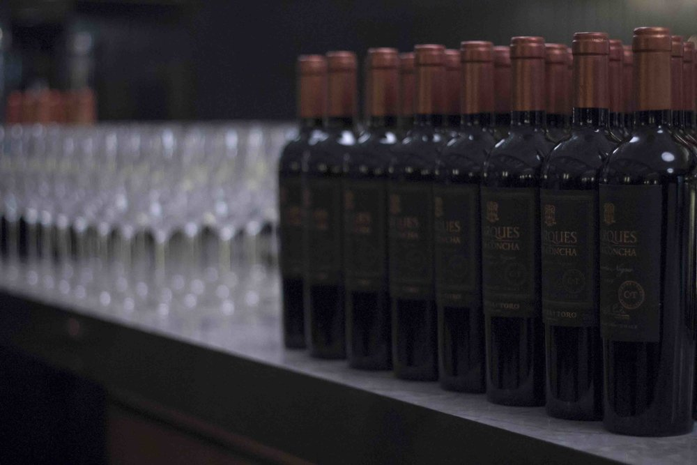 Etiqueta Negra Wine Launch