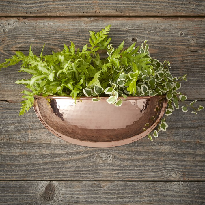 Copper Half Round Wall Planter.jpg