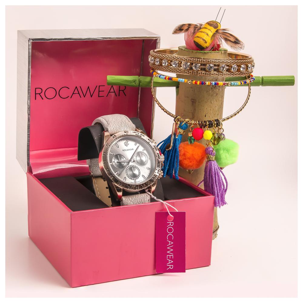 Rocawear W watch set 3 bracelets 1001.jpg