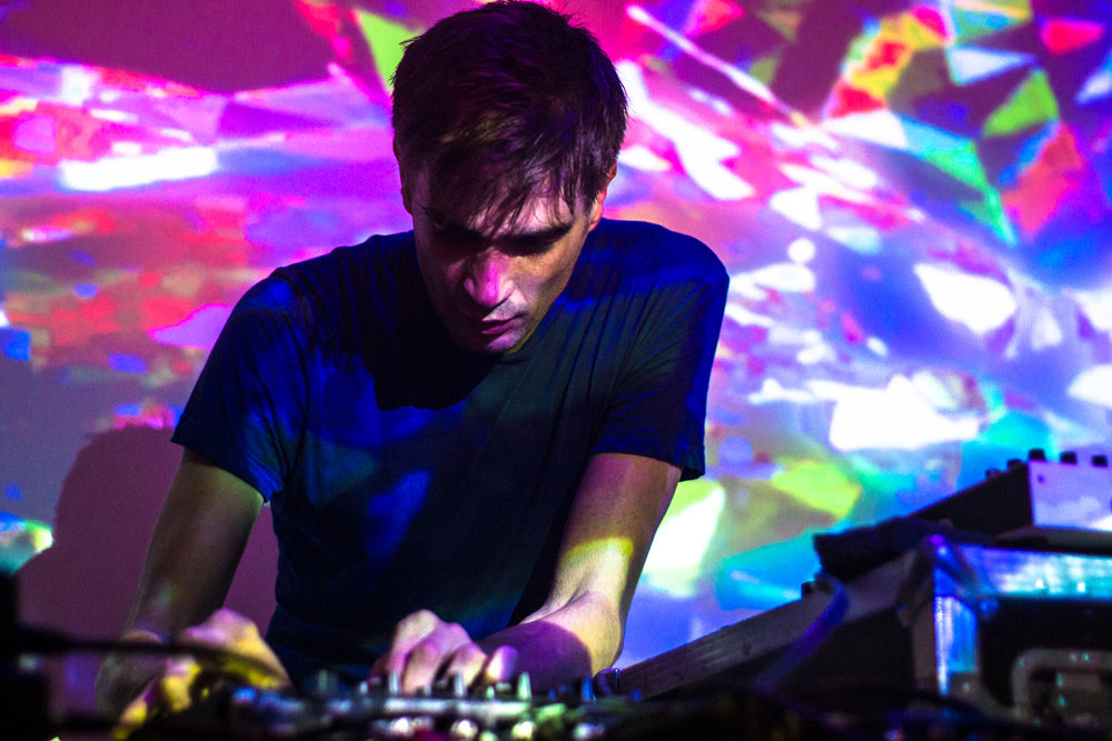 Jon Hopkins will be taking over the venue until late into the night.
