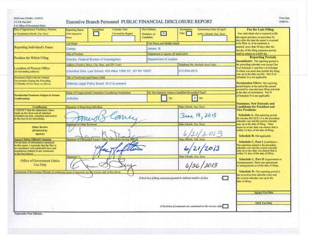James-B-Comey-2013Form278NewEntrant_Page_01.jpg