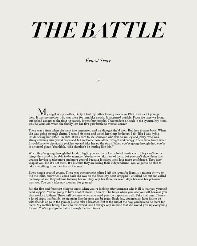 """The Battle"" 
