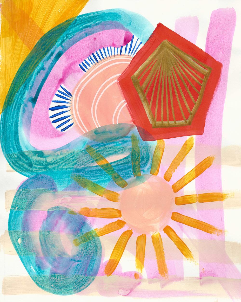 Summer sun 11x14 paper.jpg