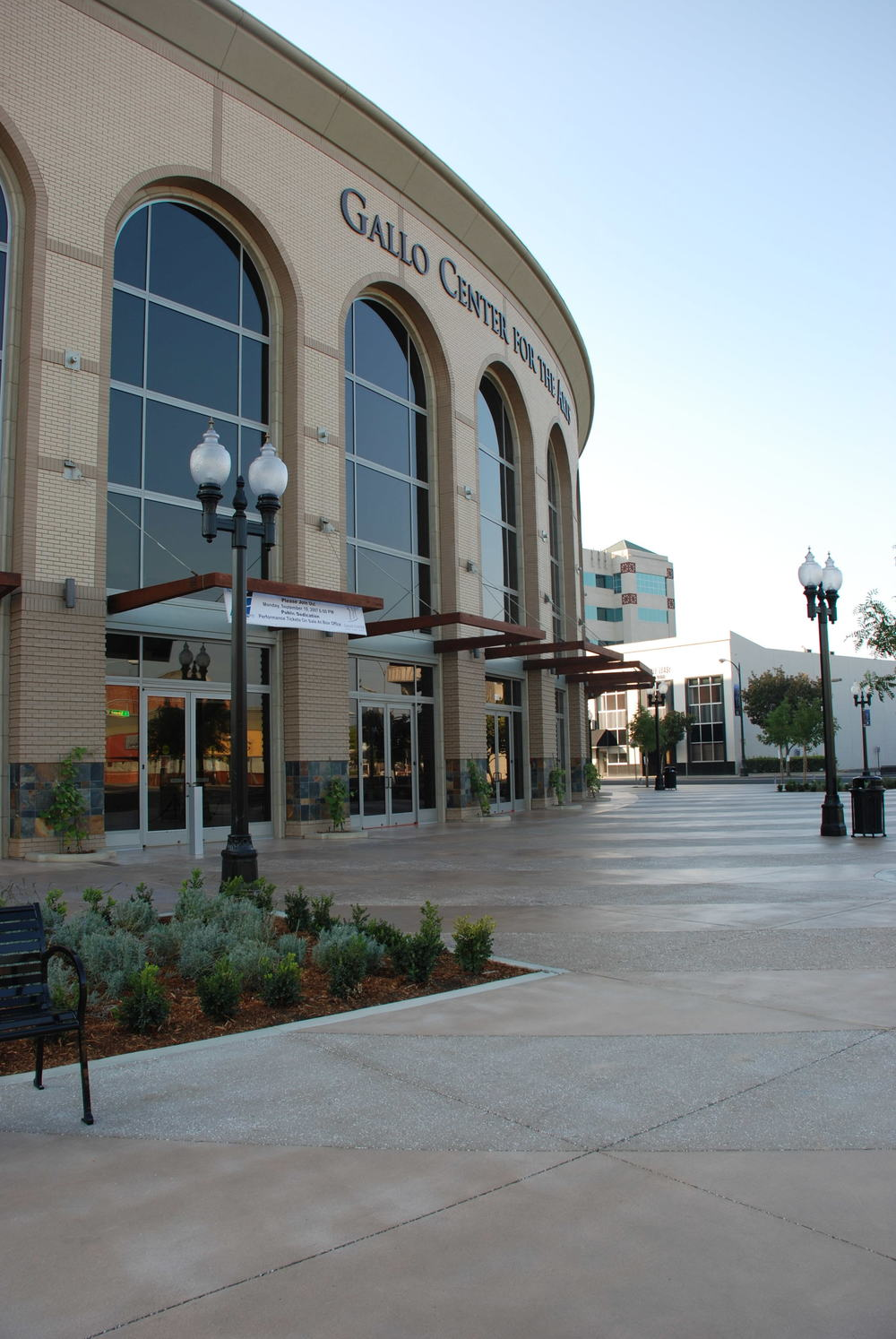 Gallo Performing Arts Center