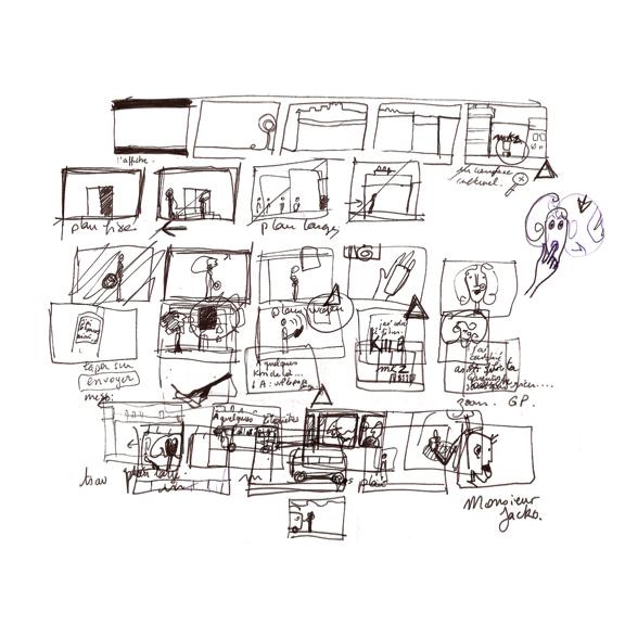 graphic recording hong kong storyboard