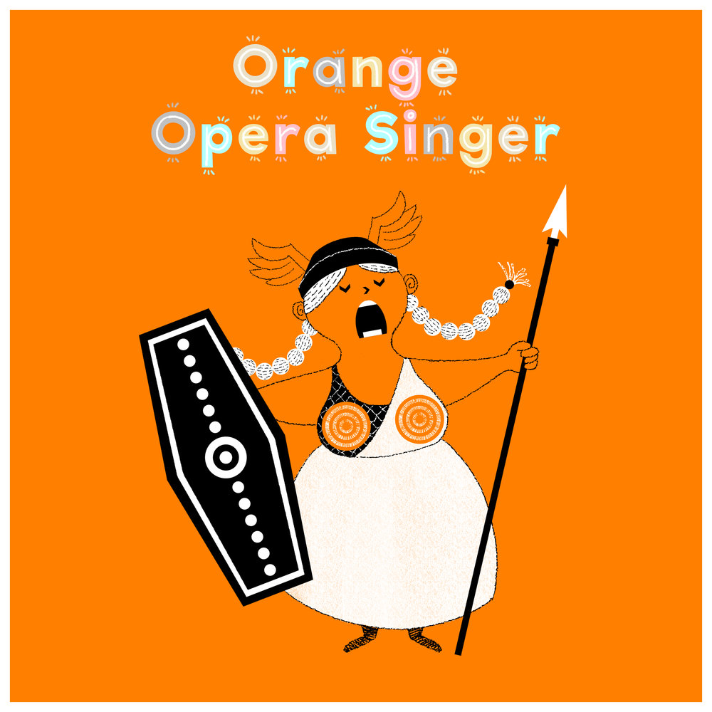 Art_Memory_Game_Cards_Orange_Opera_Singer.jpg