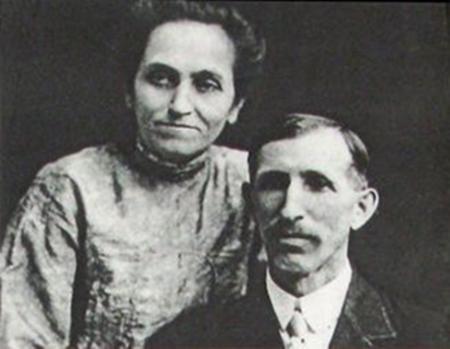 Elias and Flora Disney