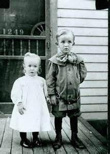 Walt and Ruth Disney