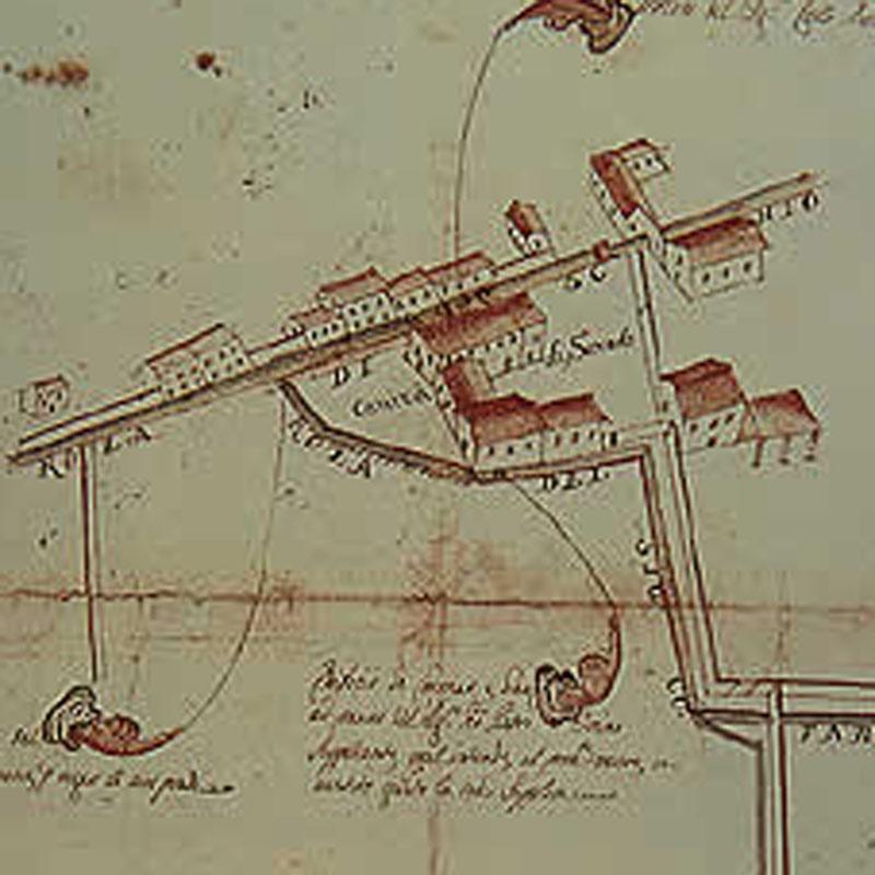 Foto storica lanificio Conte