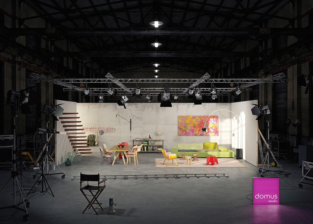 Lead: Linus Schneider /Customer: Domus /Agency: Ammarkt