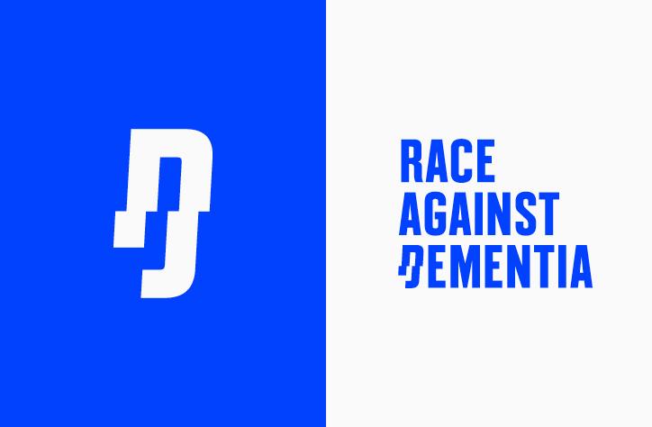 Stöd Race Against Dementia här. Design av våra Londonkollegor. Mer info på brandunion.com.