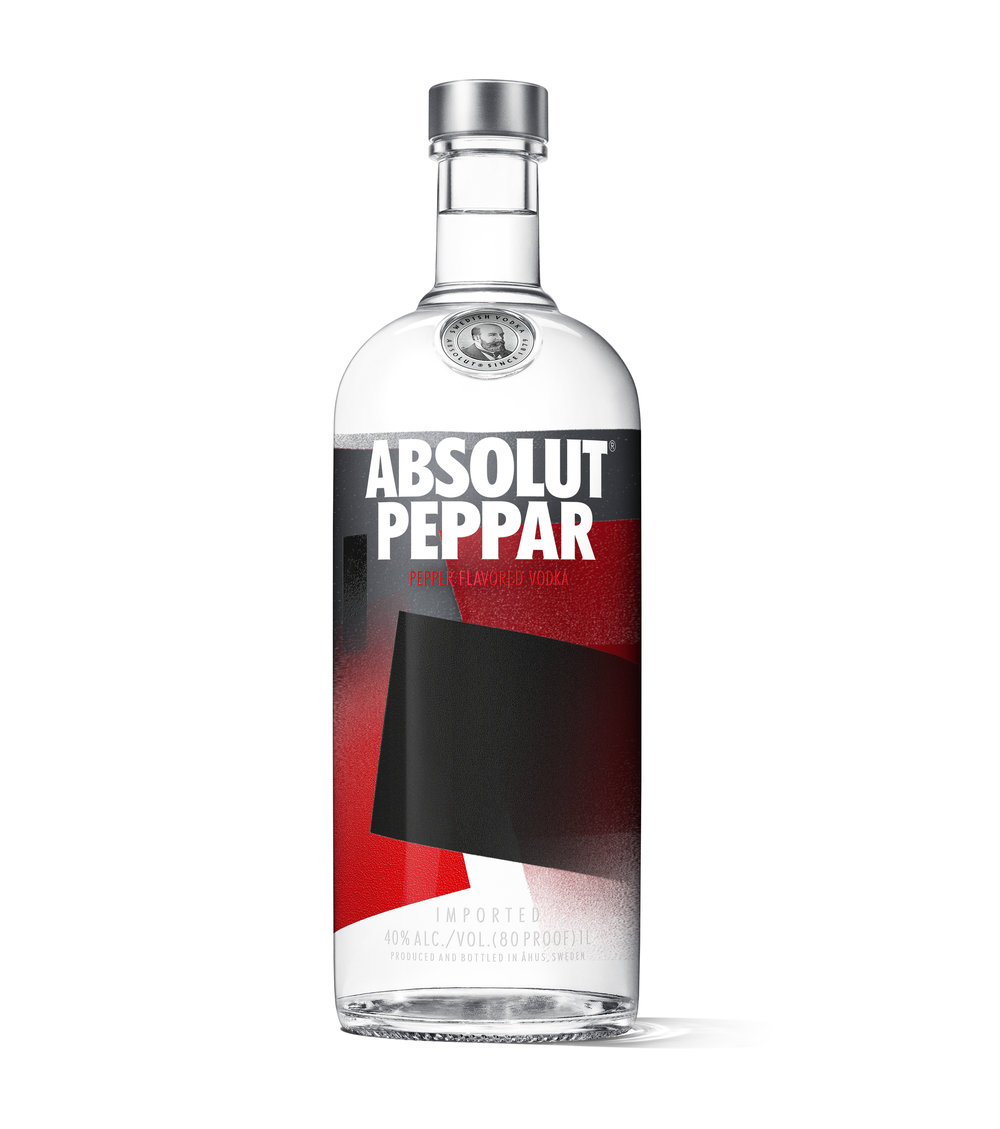 Introducing the new Absolut Peppar.