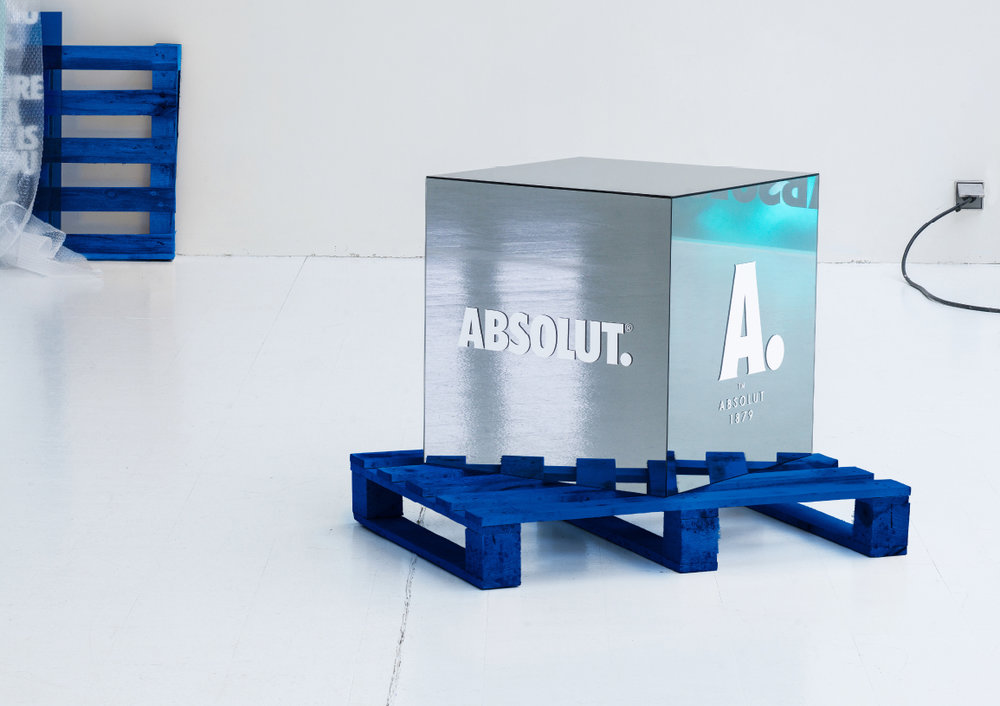 Absolut Master Brand Identity
