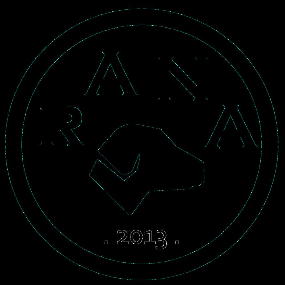 Black RANA circle.png